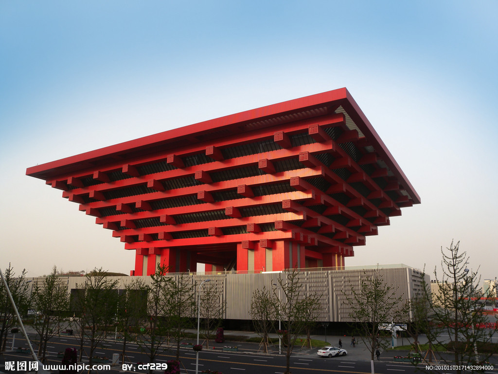 中国建筑框架结构