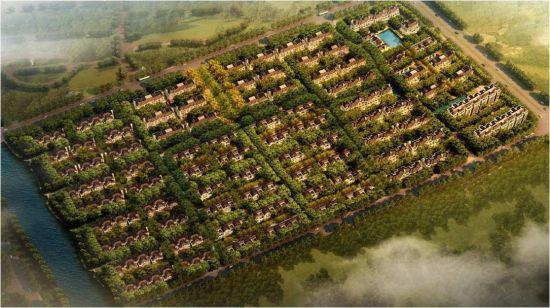 地图搜索)位于上海嘉定区规划中核心居住区,早前上海人民就把嘉定确定为科学卫星城,同时嘉定区素有汽车城之说,集良好的规划、便捷的交通、完善的配套于一体。嘉定新城的发展概念,已进入发展中阶段,所以未来无论是从人气,还是科技发展来看,拥有巨大潜力。尤其是北郊湿地公园的建设,在生态上也为嘉定新城加了不少分。乐居编辑今日来到了紧邻生态湿地公园的路劲北郊庄园,项目作为嘉定少有的低密度法式别墅社区,8月11日已公开亮相。   路劲北郊庄园是一个超级大盘,一至三期兰郡名苑已入住,四期英伦洋房正在建设中,六期地块也已在规划