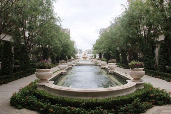 绿城玉兰花园 低密度精装改善型居所 组图