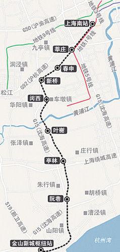 地铁22号线运行线路图-地铁22号线试运营在即 沿线楼盘最低9600元起图片