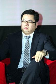 上海宝山万达广场副总许宁先生